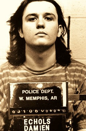 Damien Echols was 19 at the time of his arrest.