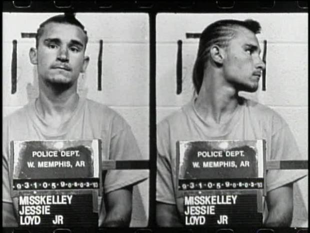 Jessie Misskelley was 17 at the time of his arrest.