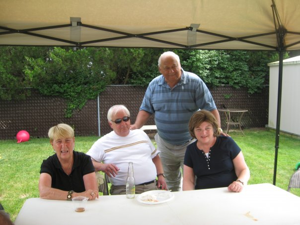 More of Kristyn's Aunts and Uncles from her Mother's Side