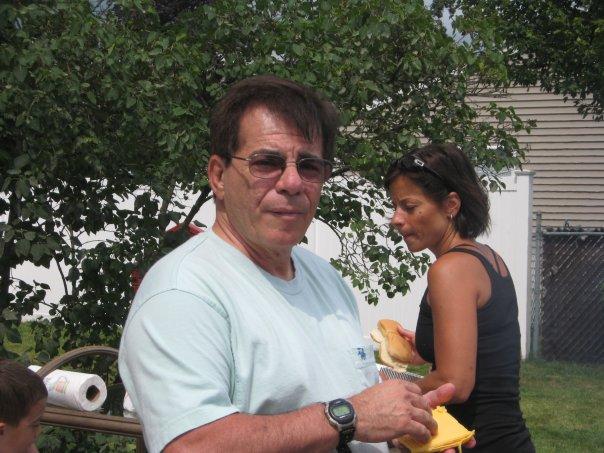 Kristyn's Dad and Sister Lynn