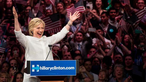Hillary Clinton Navy Yard