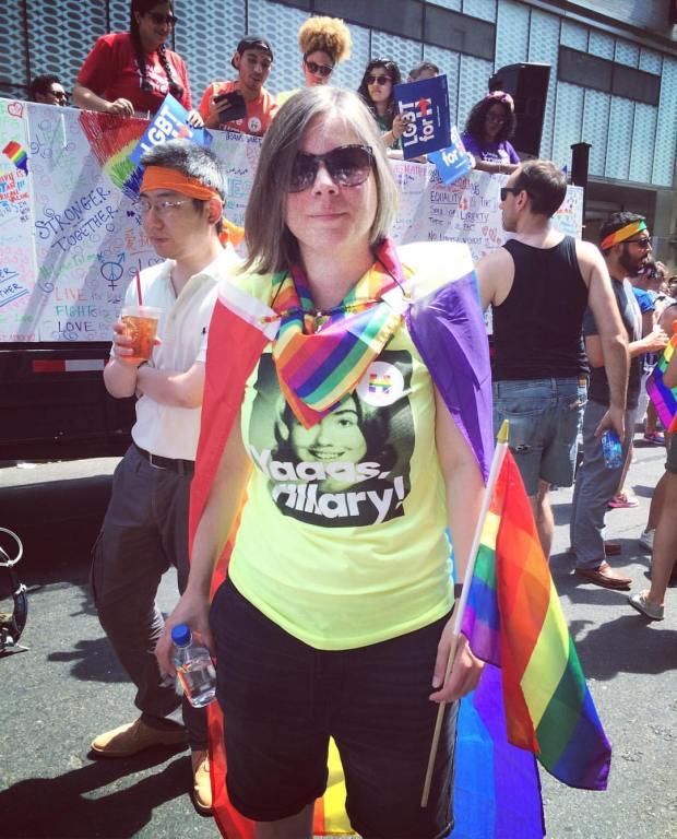June 26 - NYC Pride 2