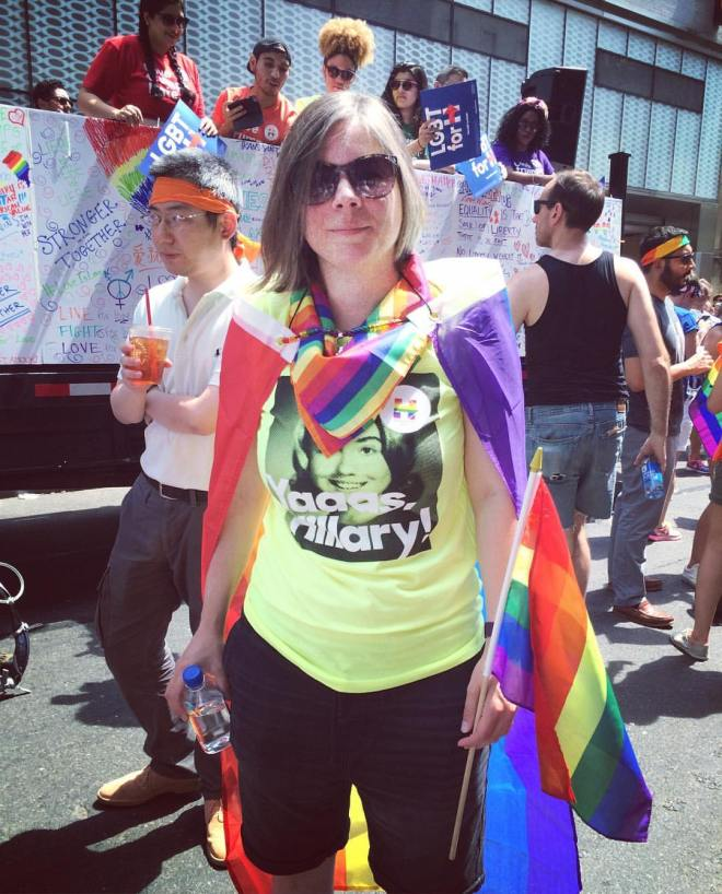 June 26 - NYC Pride 2