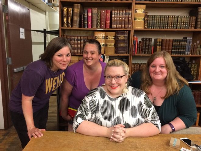 Lindy West at Strand